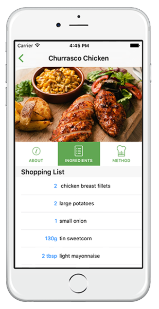 Download our free app simply cook forumfinder Choice Image